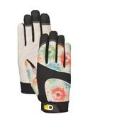Outdoor Gardening Bellingham Women's Floral Performance Glove - Large