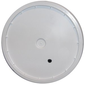 Beer and Wine 7.9 Gallon Bucket Lid - Grommeted