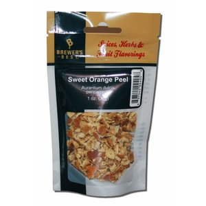 Beer and Wine Sweet Orange Peel-1 oz
