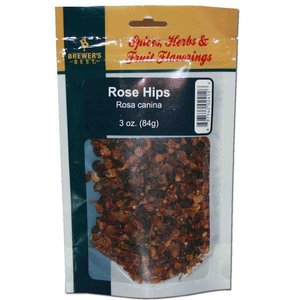 Beer and Wine Rose Hips (Rosa canina)-3 oz