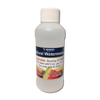 Beer and Wine Watermelon Flavoring-2 oz