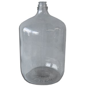Beer and Wine Glass Carboy-6.5 Gal