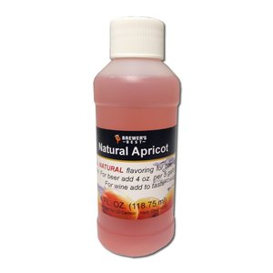 Beer and Wine Apricot Flavoring-4 oz