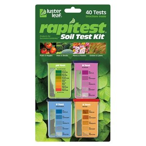 PH/TDS Instruments Rapitest Soil Test Kit