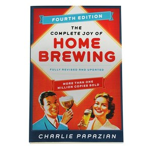 Beer and Wine New Complete Joy of Homebrewing
