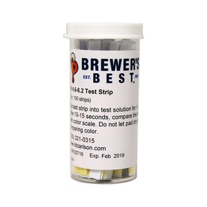 Beer and Wine pH Papers-Beermaking Range