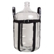 Beer and Wine Brew Hauler Carboy Carrier