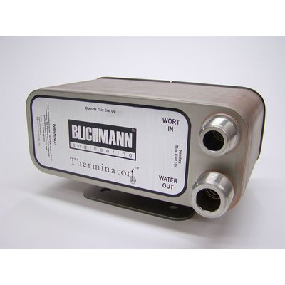 Beer and Wine Blichmann Therminator™ Plate Chiller