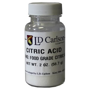 Beer and Wine Citric Acid - 2oz