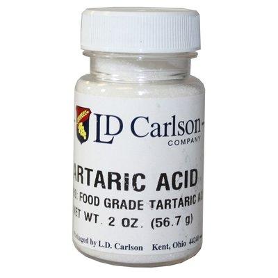 Beer and Wine Tartaric Acid - 2oz