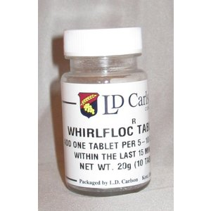Beer and Wine Whirlfloc Tablets-10 tablets