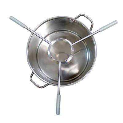 Beer and Wine Stainless Steel Kettle Spider