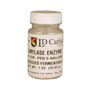Beer and Wine Amylase Enzyme - 5lb