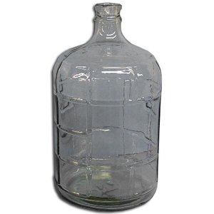 Beer and Wine Glass Carboy-3 Gal
