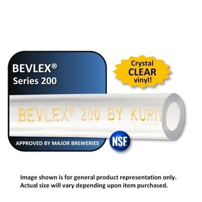 Beer and Wine Bevlex PVC Tubing - 3/16 ID x 7/16 OD