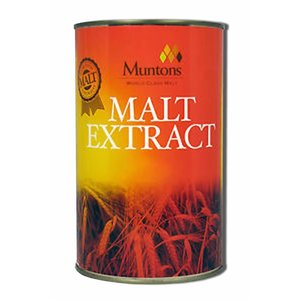 Beer and Wine Muntons Extra Light LME; 3.3 lbs