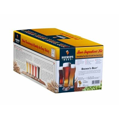 Beer and Wine English Brown Ale Kit