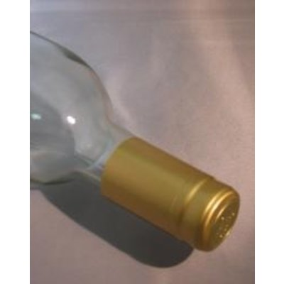 Beer and Wine Shrink Capsules-Gold; 30 ct.