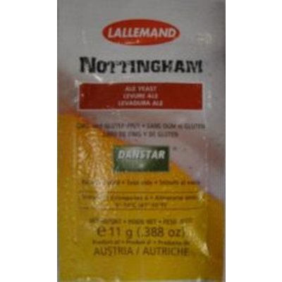 Beer and Wine Nottingham Ale Yeast