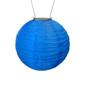 Yard and Garden Art Original Soji Lantern - Blue