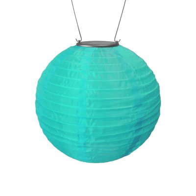 Home and Garden Soji Solar Lantern - Mint