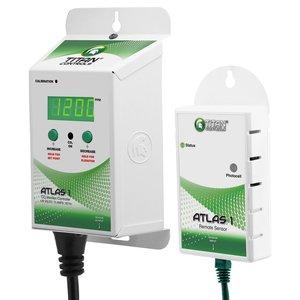 Environmental Controls Titan Atlas 1-CO2 Monitor/Controller