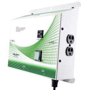 Environmental Controls Titan Helios 4- 4 Light 240V Controller w/ Relay Trigger Cord