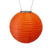 Home and Garden Soji Solar Lantern - Orange