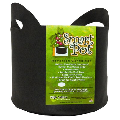 Outdoor Gardening Smart Pot w/ Handles-3 Gal