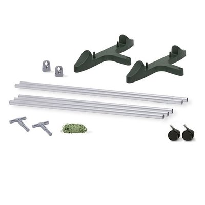 Outdoor Gardening Earth Box Stake System-Green