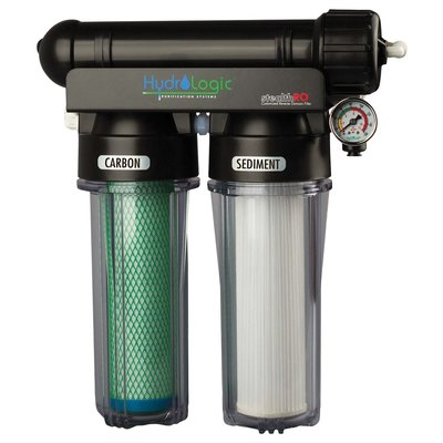 Indoor Gardening Hydro-Logic Stealth RO-100