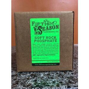 Organic Gardening Soft Rock Phosphate - 5lb