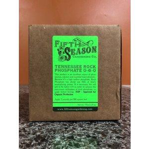 Organic Gardening Tennessee Rock Phosphate - 5lb