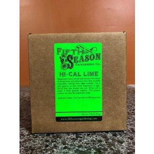 Outdoor Gardening Hi-Cal Lime (Pulverized) - 5lb