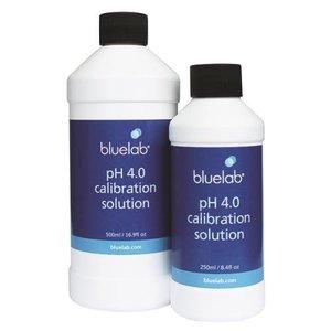 Indoor Gardening Bluelab pH 4.0 Calibration Solution - 500ml
