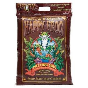 Organic Gardening Happy Frog Potting Soil-12 qt