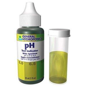 Indoor Gardening GH pH Test Kit