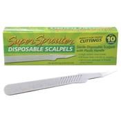 Indoor Gardening Scalpel