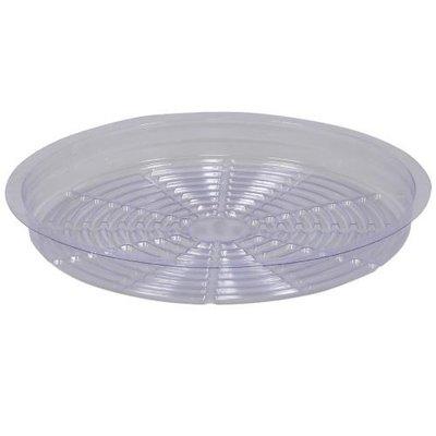 """Indoor Gardening Saucer-Clear-10"""""""