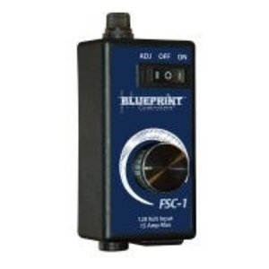 Ventilation and Air Purification Blueprint Fan Speed Controller