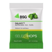 Beer and Wine Galaxy Hops-Pellets; 1 oz