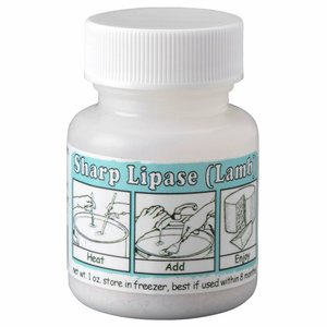 Urban DIY Capilase Lipase Powder-Sharp; 2 oz.