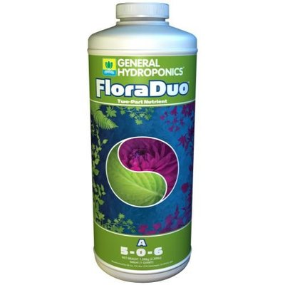 Indoor Gardening GH: Flora Duo A
