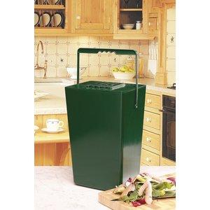 Organic Gardening Compost Caddy Countertop Composter