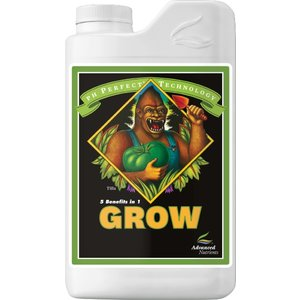 Indoor Gardening Advanced Nutrients Grow
