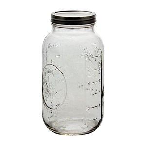 Urban DIY Ball Widemouth Jar-64 oz.; 6/case