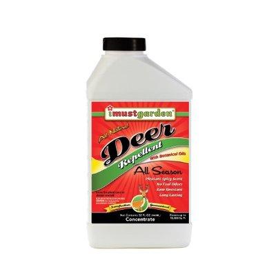 Pest and Disease I Must Garden Deer Repellent Concentrate - 32 oz
