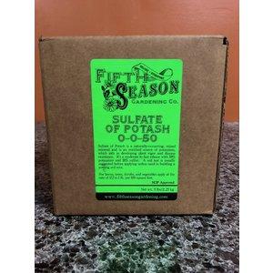 Organic Gardening Sulfate of Potash - 5 lb