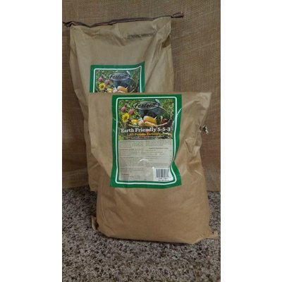 Outdoor Gardening Fertrell All Purpose Organic Fertilizer, 5-5-3, 25 lb