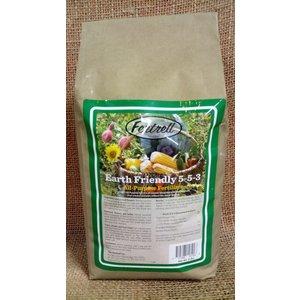 Organic Gardening Fertrell All Purpose Organic Fertilizer, 5-5-3, 5 lb